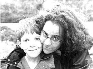 tom and me bw